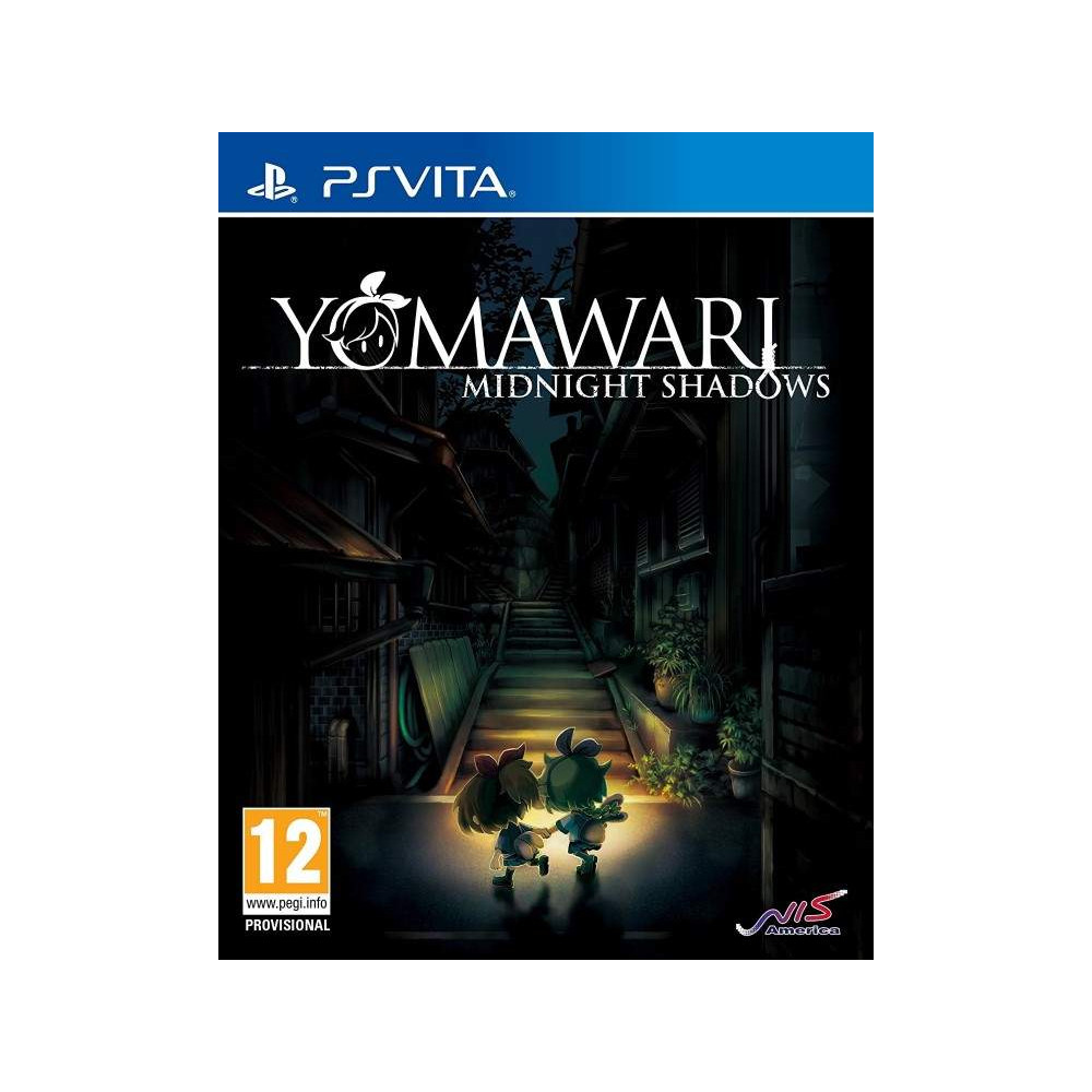 YOMAWARI MIDNIGHT SHADOWS PSVITA FR NEW
