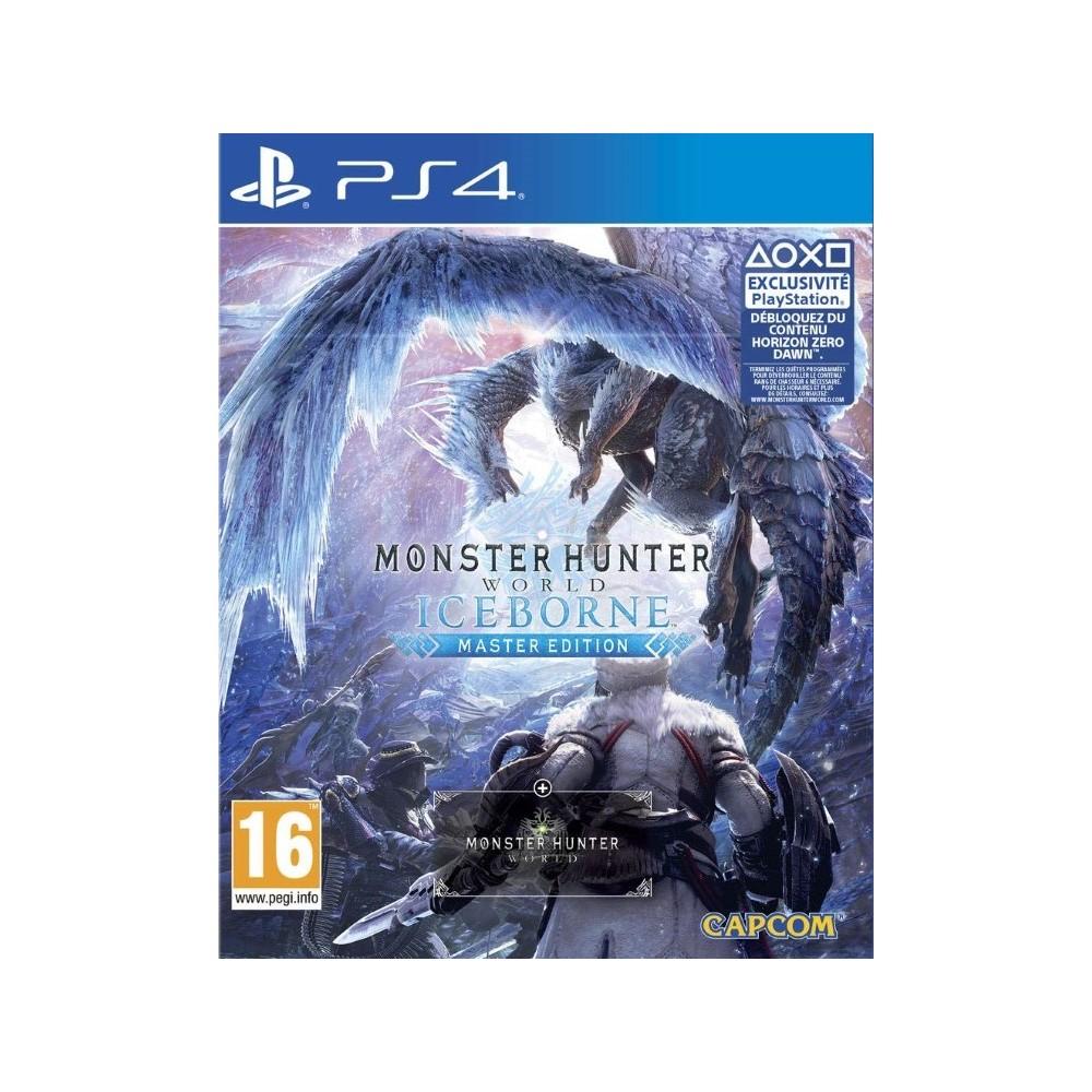 MONSTER HUNTER WORLD ICEBORNE PS4 FR OCCASION