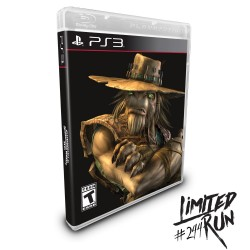 ODDWORLD STRANGER S WRATH HD PS3 US NEW