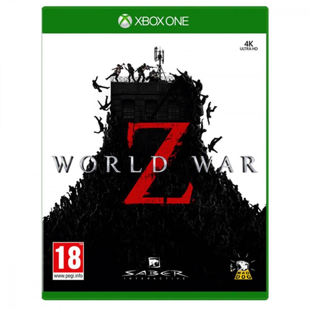 WORLD WAR Z XBOX ONE UK OCCASION