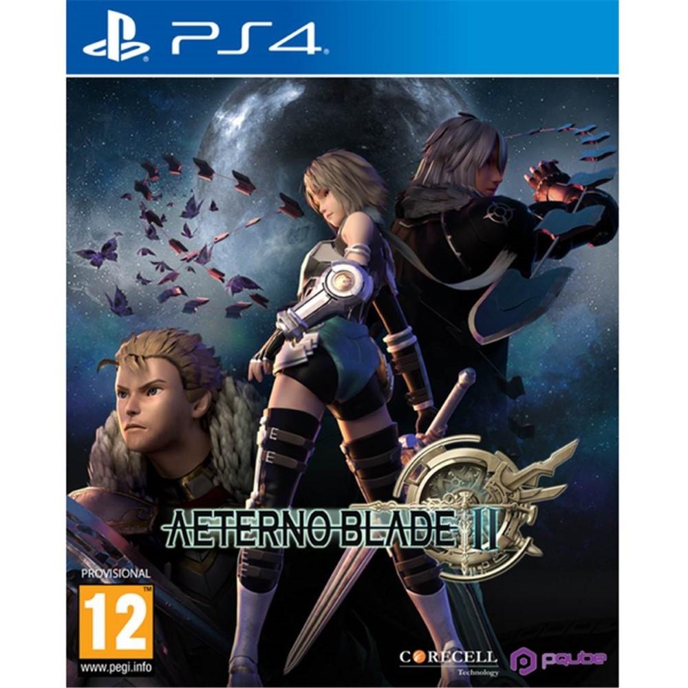 AETERNOBLADE 2 PS4 FR OCCASION