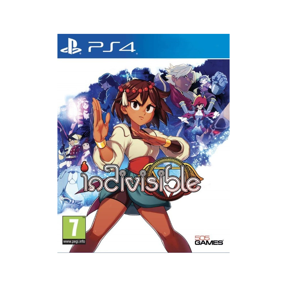 INDIVISIBLE PS4 FR NEW