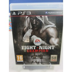 FIGHT NIGHT CHAMPION PS3 FAH OCCASION