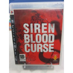 SIREN BLOOD CURSE PS3 FR OCCASION