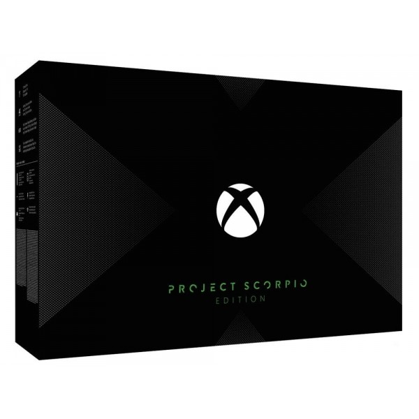 CONSOLE XBOX ONE X PROJECT SCORPIO FR OCCASION