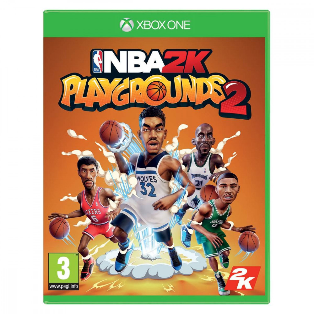 NBA 2K PLAYGROUNDS 2 XBOX ONE FR OCCASION