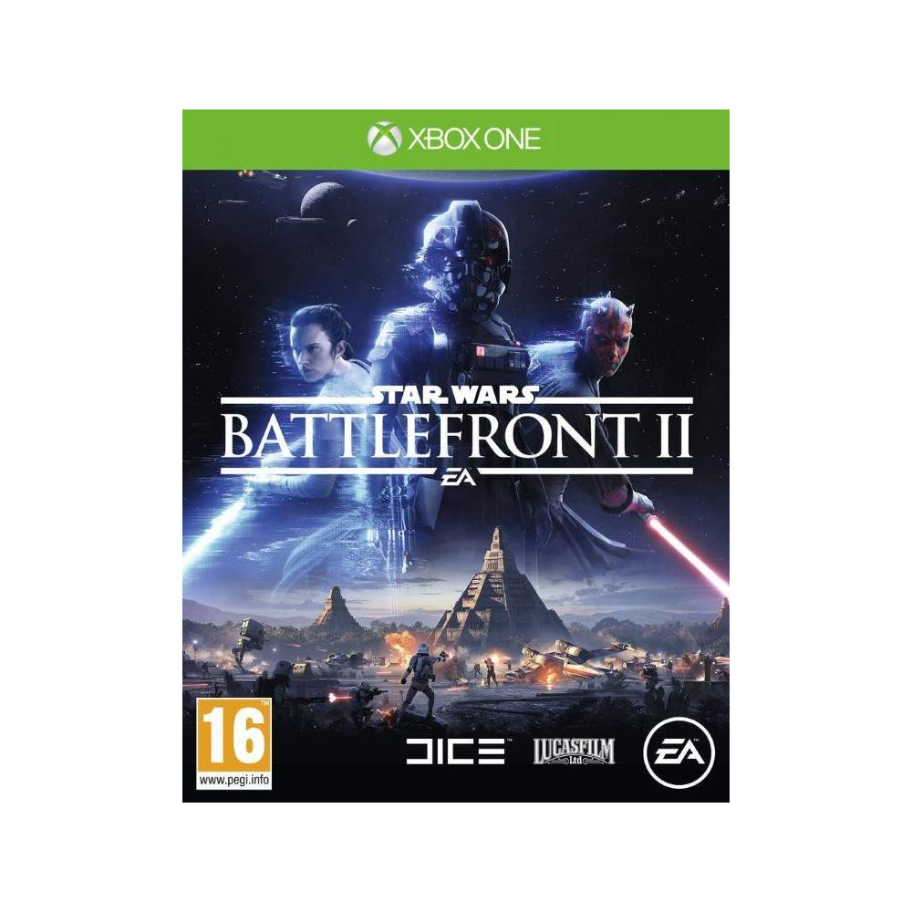 STAR WARS BATTLEFRONT 2 XBOX ONE UK OCCASION