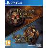 BALDUR S GATE ENHANCED EDITION + BALDUR S GATE 2 ENHANCED EDITION PS4 UK NEW