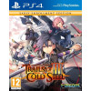 THE LEGEND OF HEROES TRAILS OF COLD STEEL III EARLY ENROLLMENT EDITION PS4 UK AVEC TEXTE EN FRANCAIS NEW