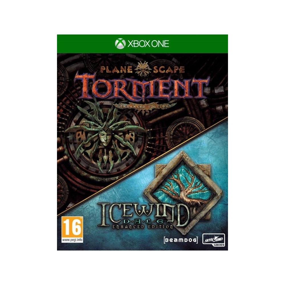 PLANESCAPE TORMENT & ICEWIND DALE ENHANCED EDITIONS XBOX ONE FR NEW