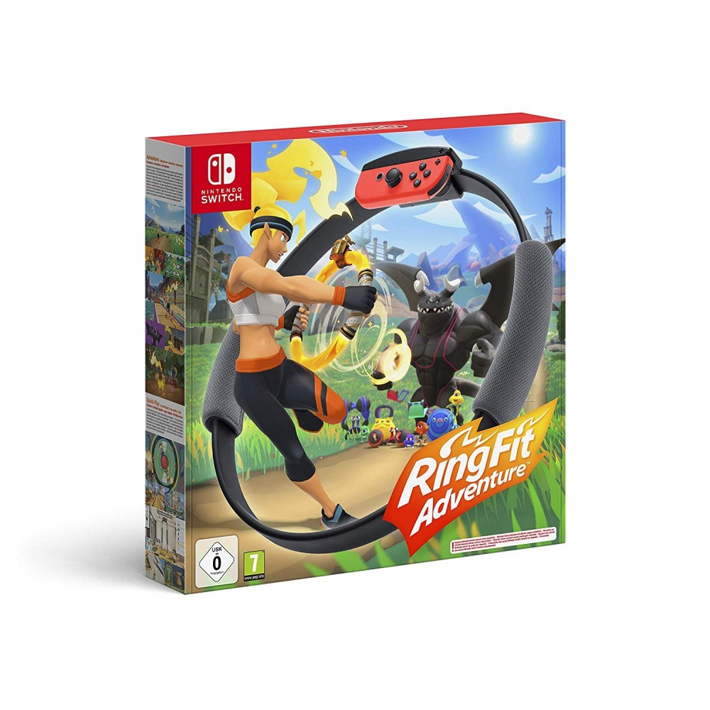 RING FIT ADVENTURE SWITCH EURO FR NEW