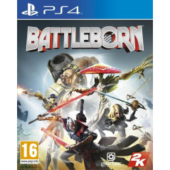 BATTLEBORN PS4 VF