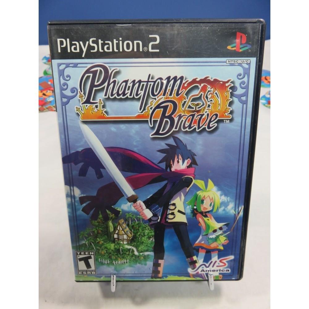 PHANTOM BRAVE PS2 NTSC-USA OCCASION