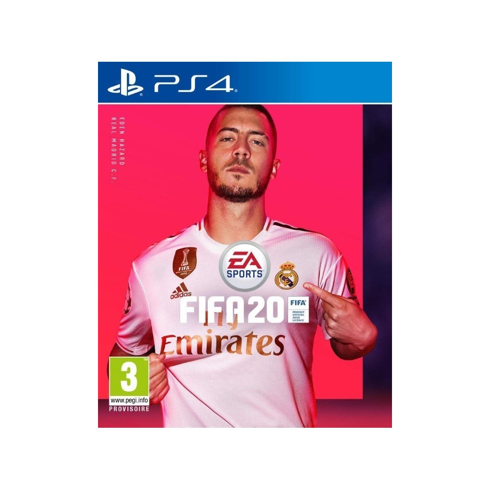 FIFA 20 PS4 FR OCCASION