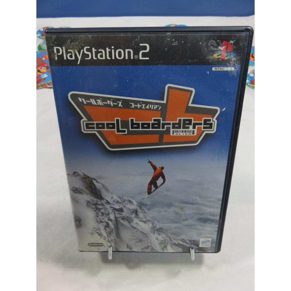 COOL BOARDERS CODE ALIEN PS2 NTSC-JPN OCCASION