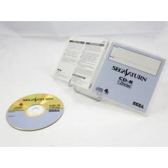 SEGA SATURN CD-R