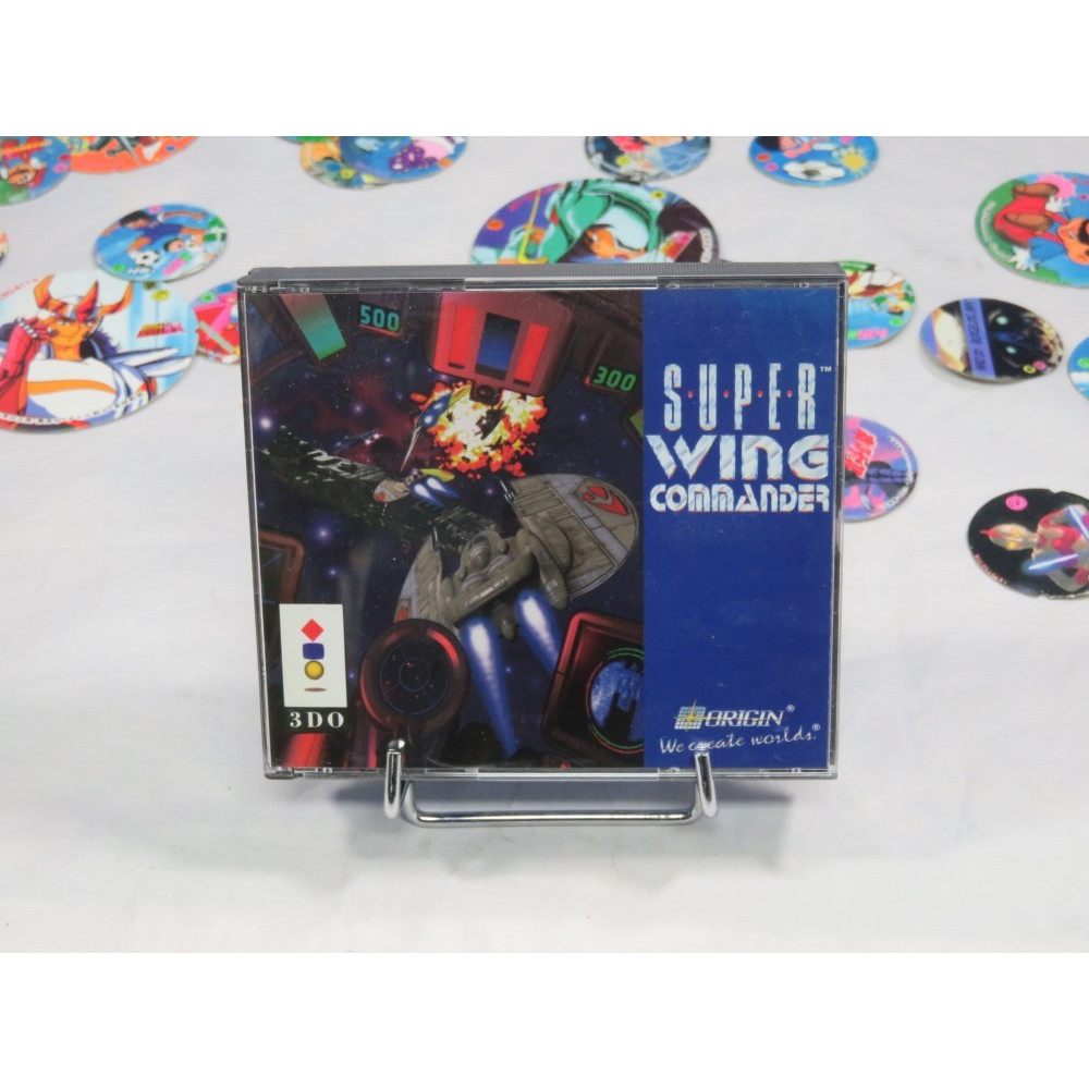 SUPER WING COMMANDER 3DO PAL-EURO OCCASION