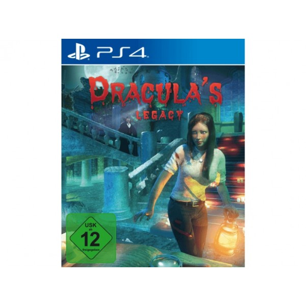 DRACULA S LEGACY PS4 ALLEMAND OCCASION