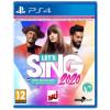 LET S SING 2020 HITS FRANCAIS ET INTERNATIONAUX PS4 FR NEW