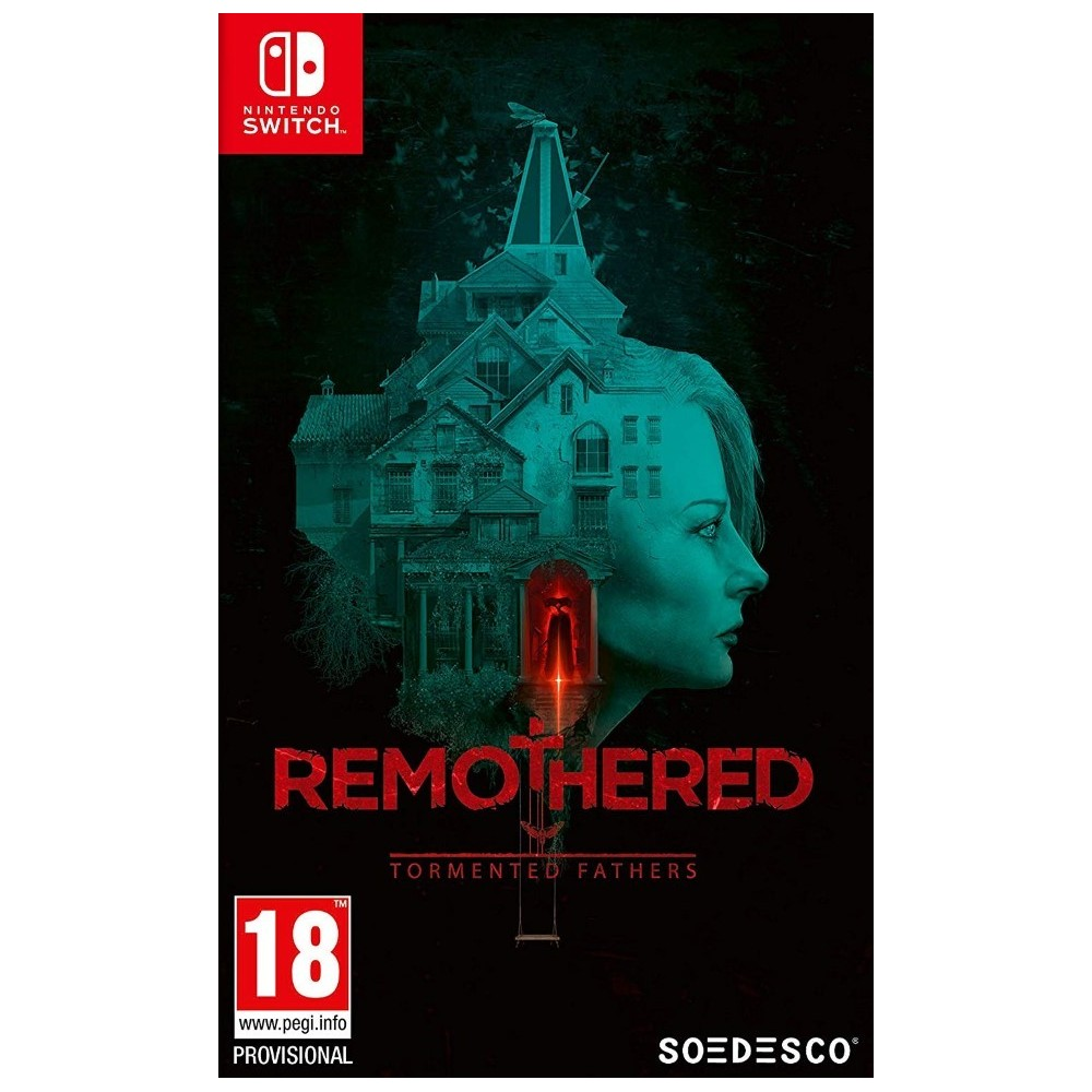 REMOTHERED TORMENTED FATHERS SWITCH FR NEW