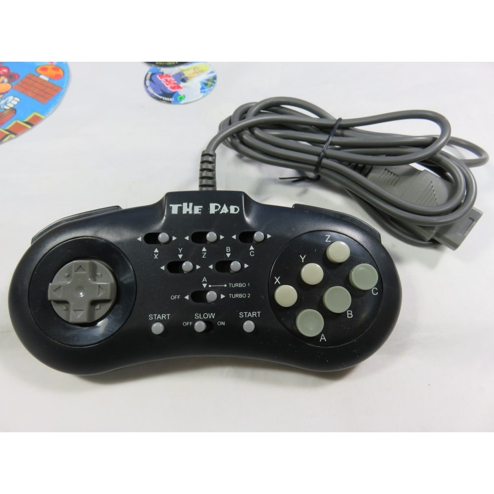 CONTROLLER - MANETTE SATURN THE PAD OCCASION