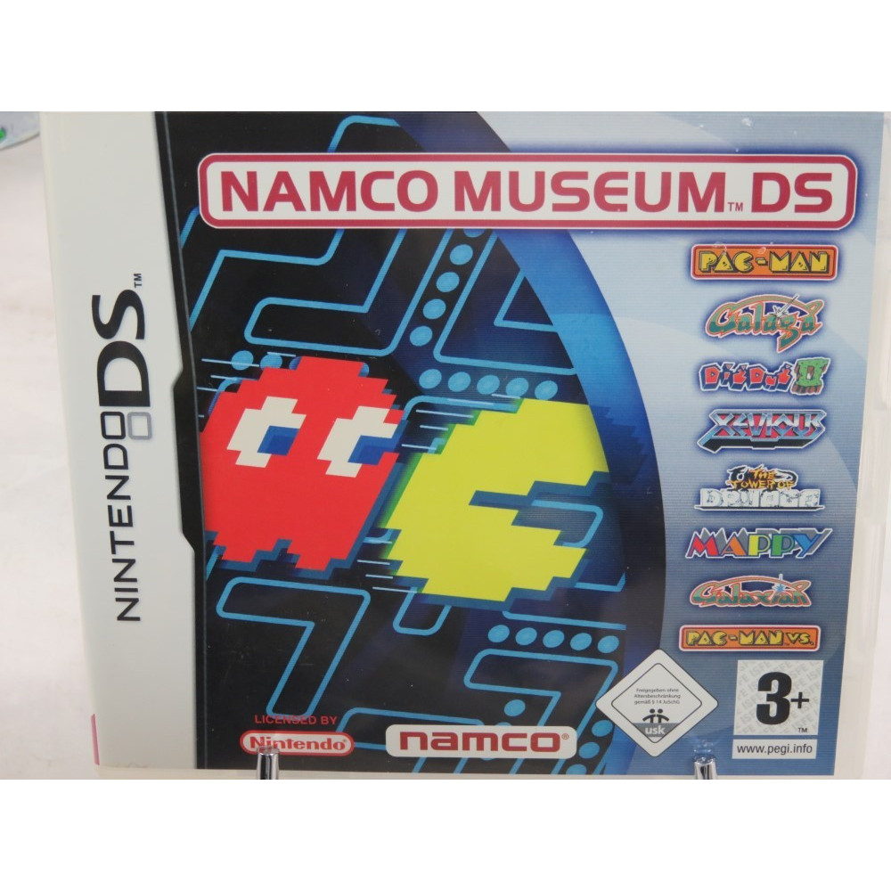 NAMCO MUSEUM NDS EUR OCCASION