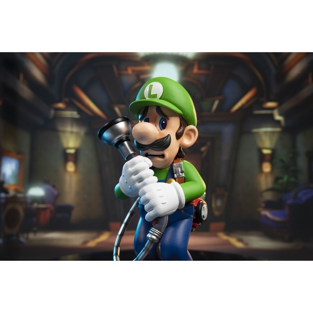 FIGURINE LUIGI S MANSION 3 F4F EURO NEW