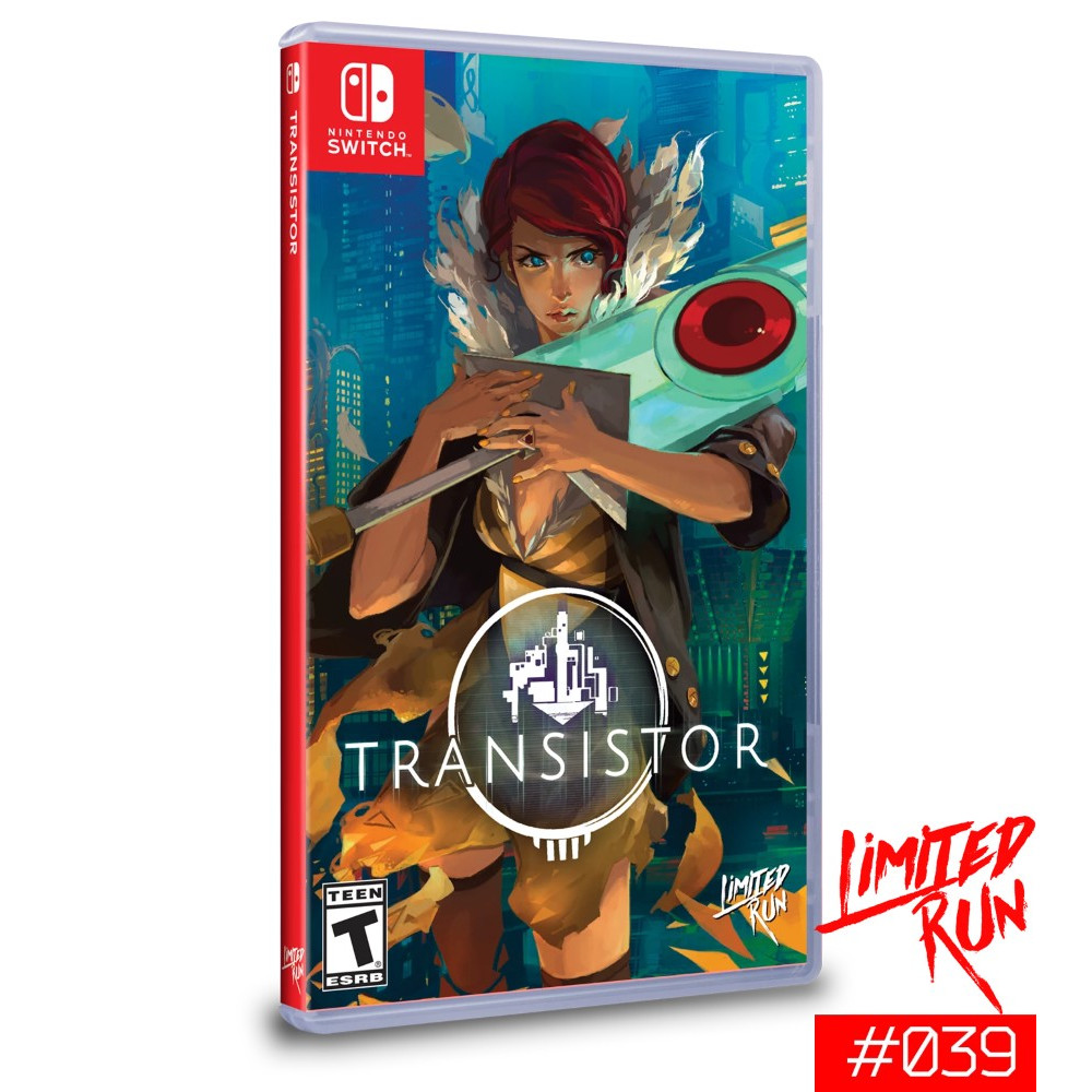 TRANSISTOR SWITCH US NEW