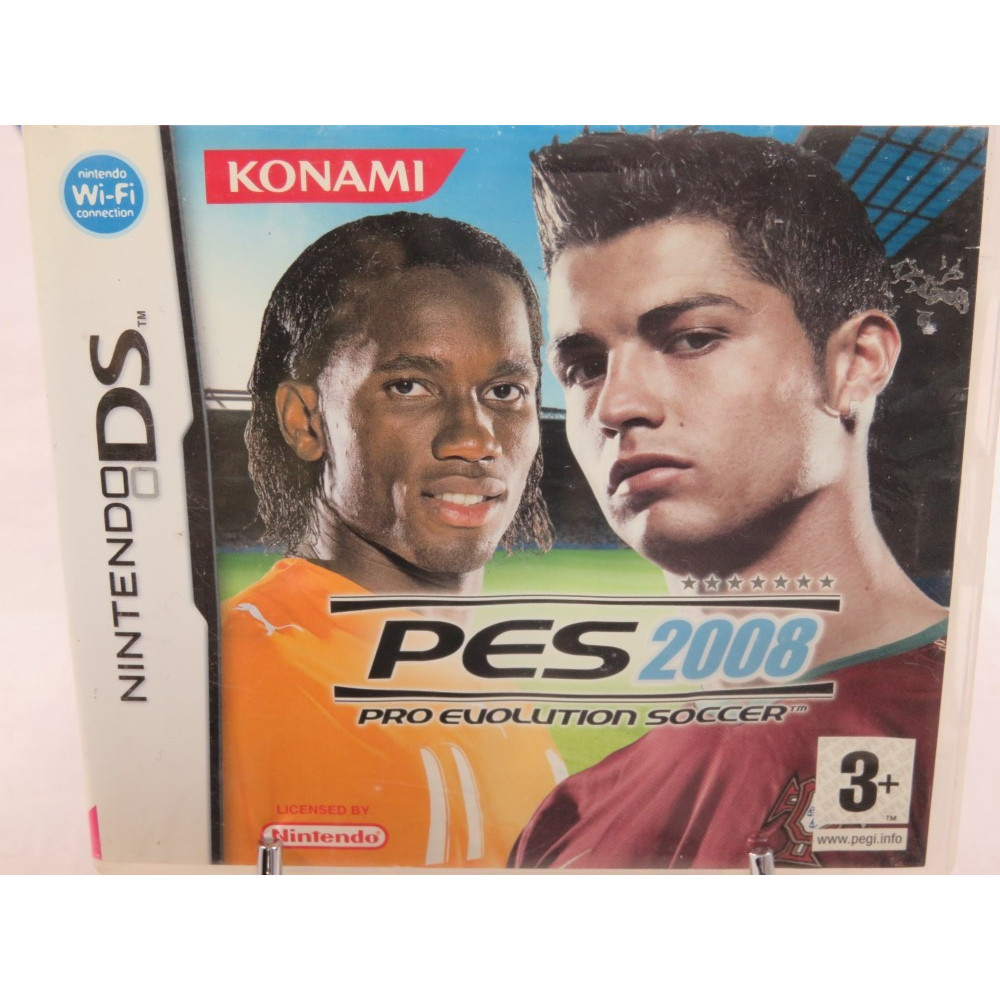 PES 2008 NDS FR OCCASION