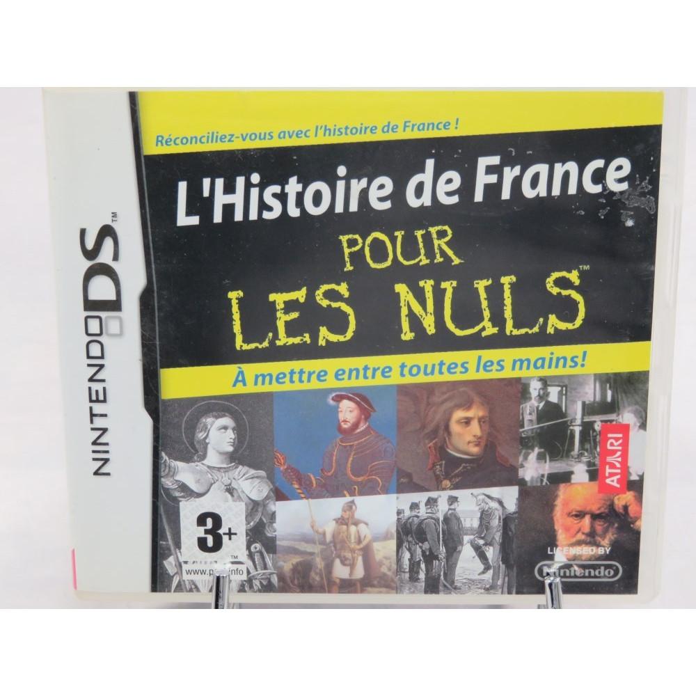 L HISTOIRE DE FRANCE POUR LES NULS NDS FR OCCASION