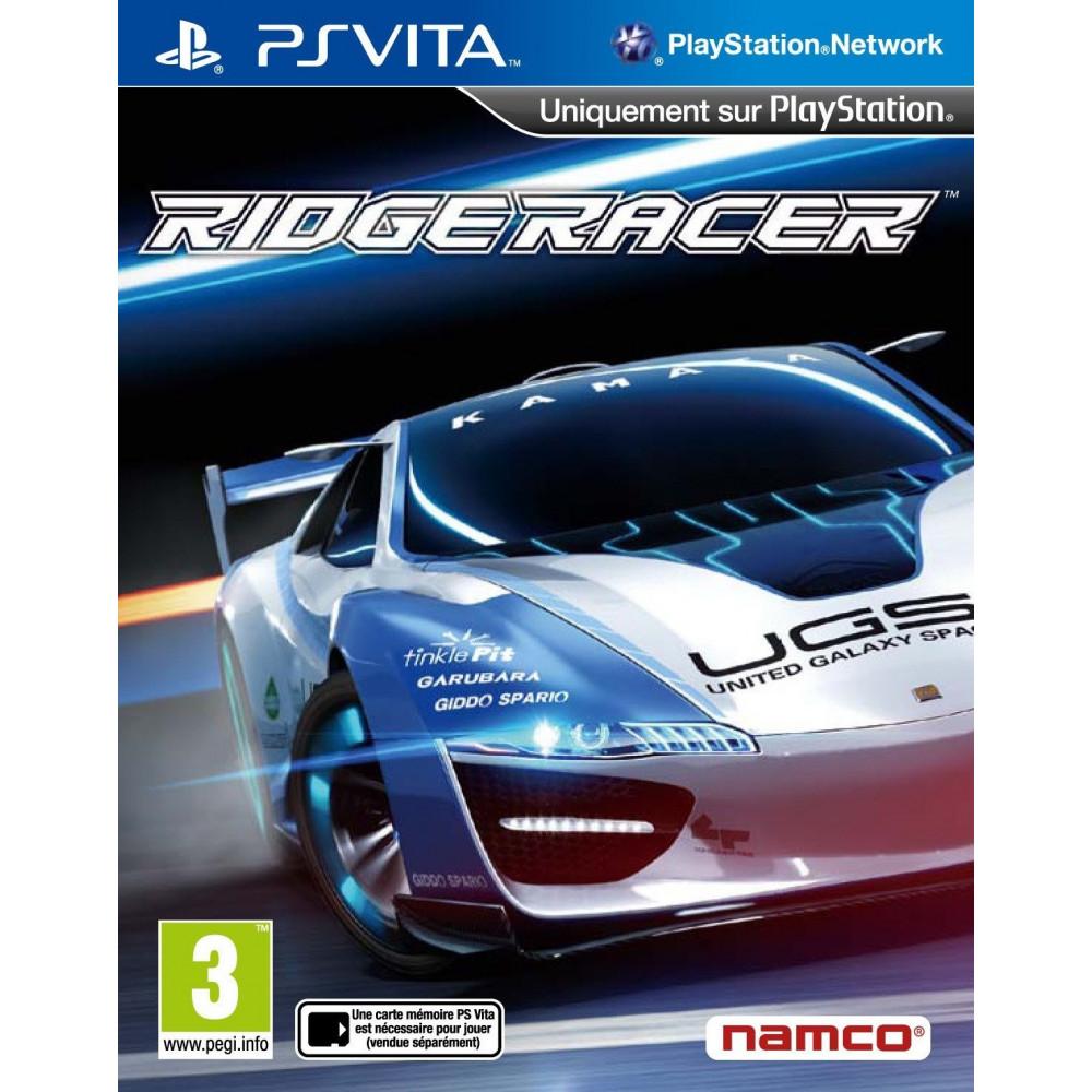 RIDGE RACER PSVITA UK OCCASION
