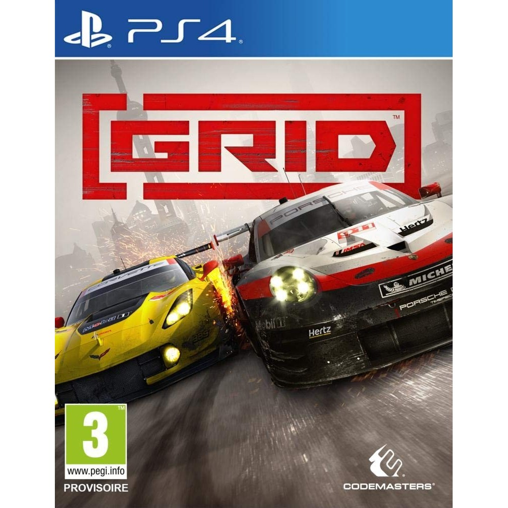 GRID DAY ONE PS4 FR OCCASION