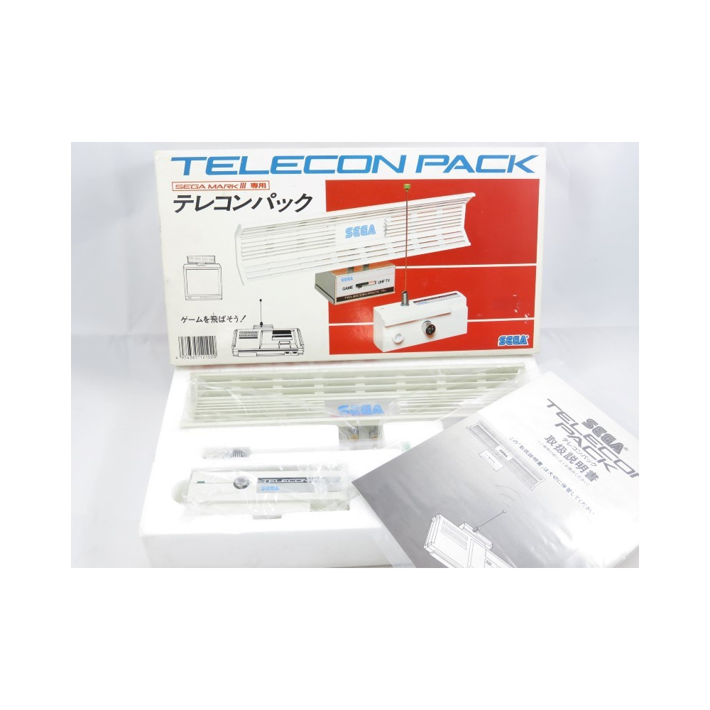 TELECON PACK SEGA MARK III NTSC-JPN (OCCASION)