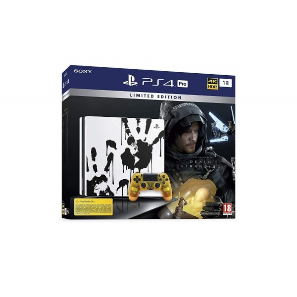 CONSOLE PS4 PRO 1TO DEATH STRANDING LIMITED EURO NEW