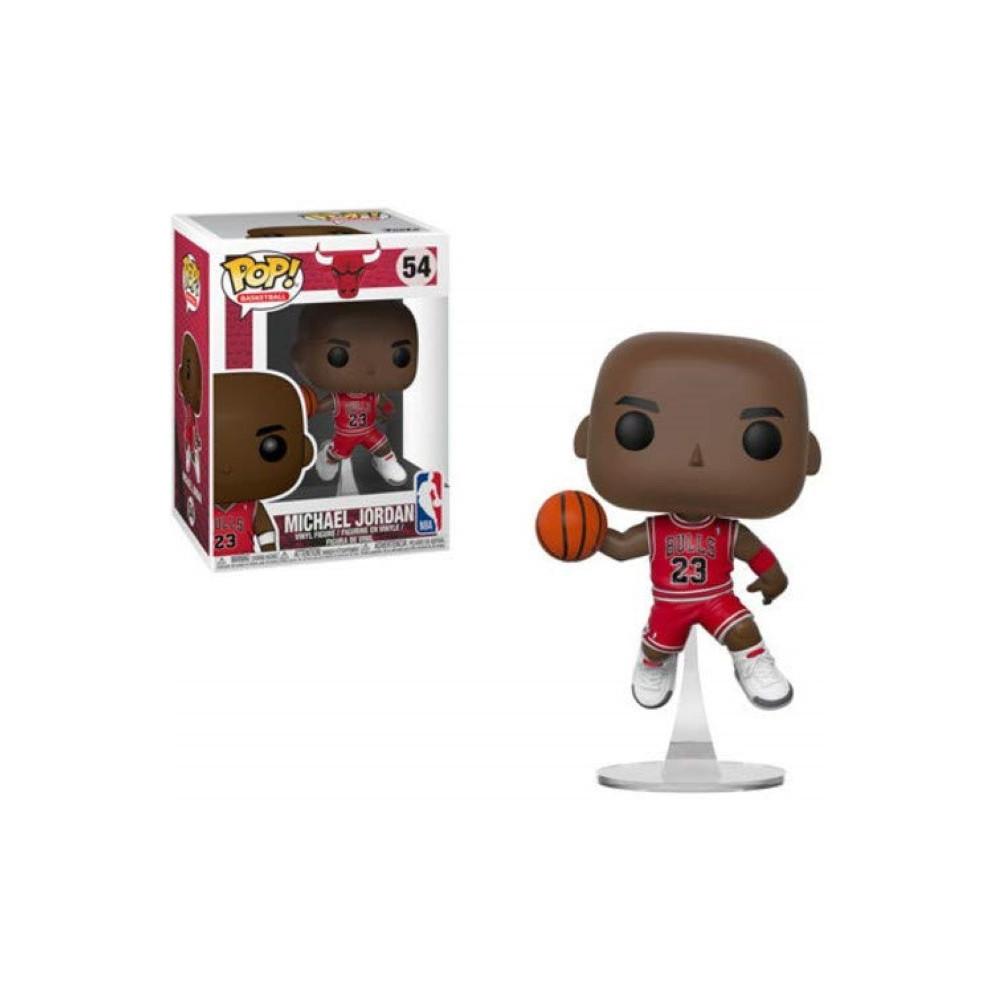 FIGURINE POP BOBBLE HEAD NBA MICHAEL JORDAN EURO NEW