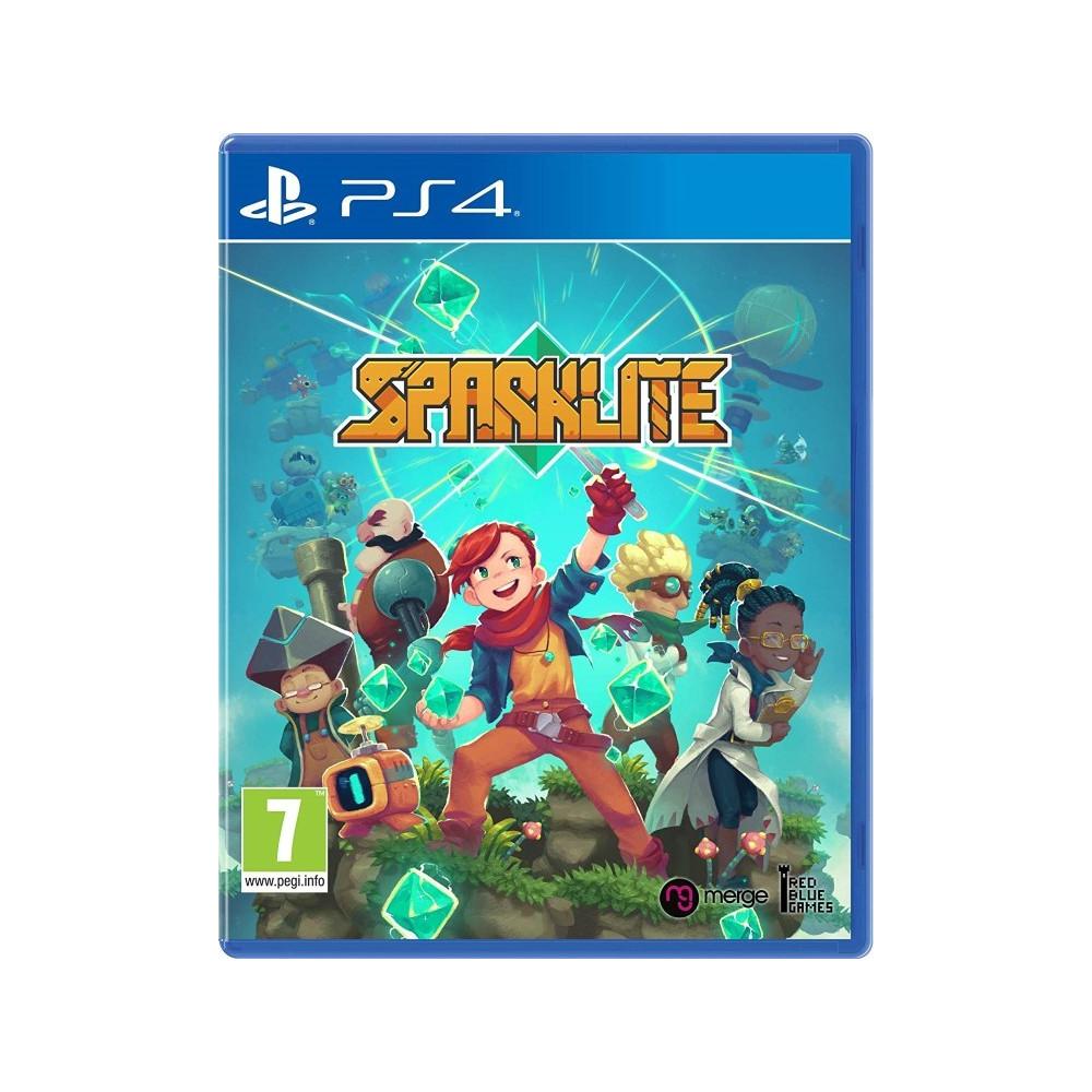 SPARKLITE PS4 FR NEW