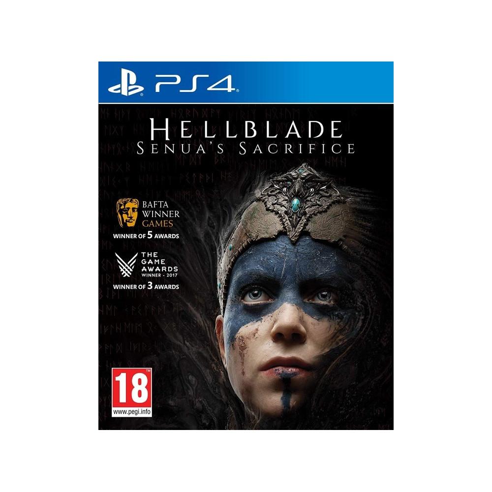 HELLBLADE SENUA S SACRIFICE PS4 FR NEW