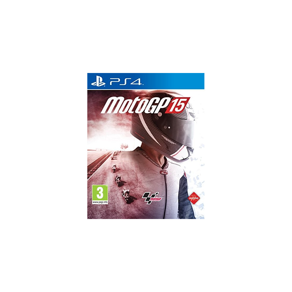 MOTO GP 15 PS4 UK OCCASION