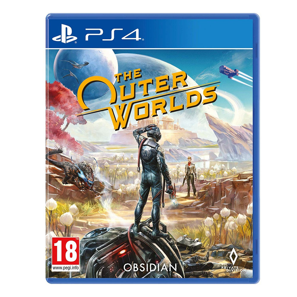 THE OUTER WORLDS PS4 FR OCCASION