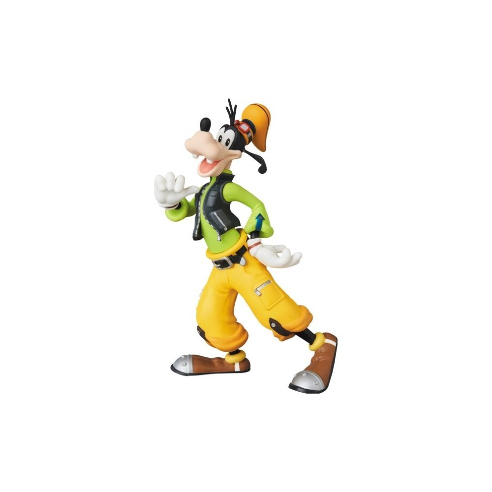 FIGURINE ULTRA DETAIL FIGURE KINGDOM HEARTS GOOFY JAP NEW
