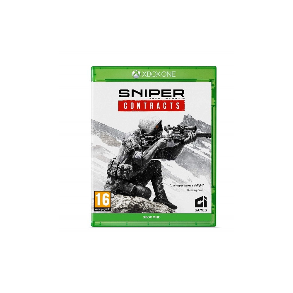 SNIPER GHOST WARRIOR CONTRACTS XBOX ONE FR NEW