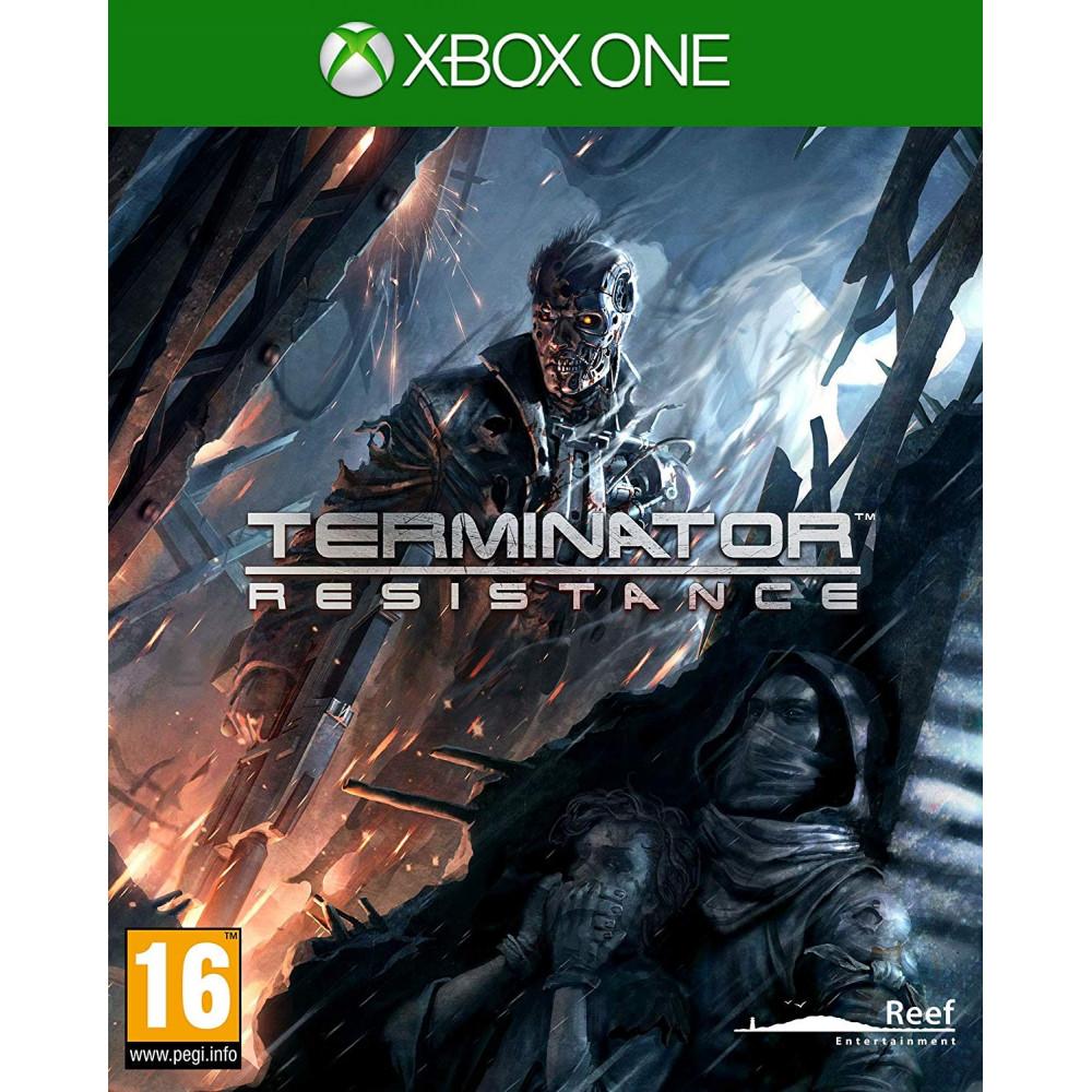 TERMINATOR RESISTANCE XBOX ONE UK NEW