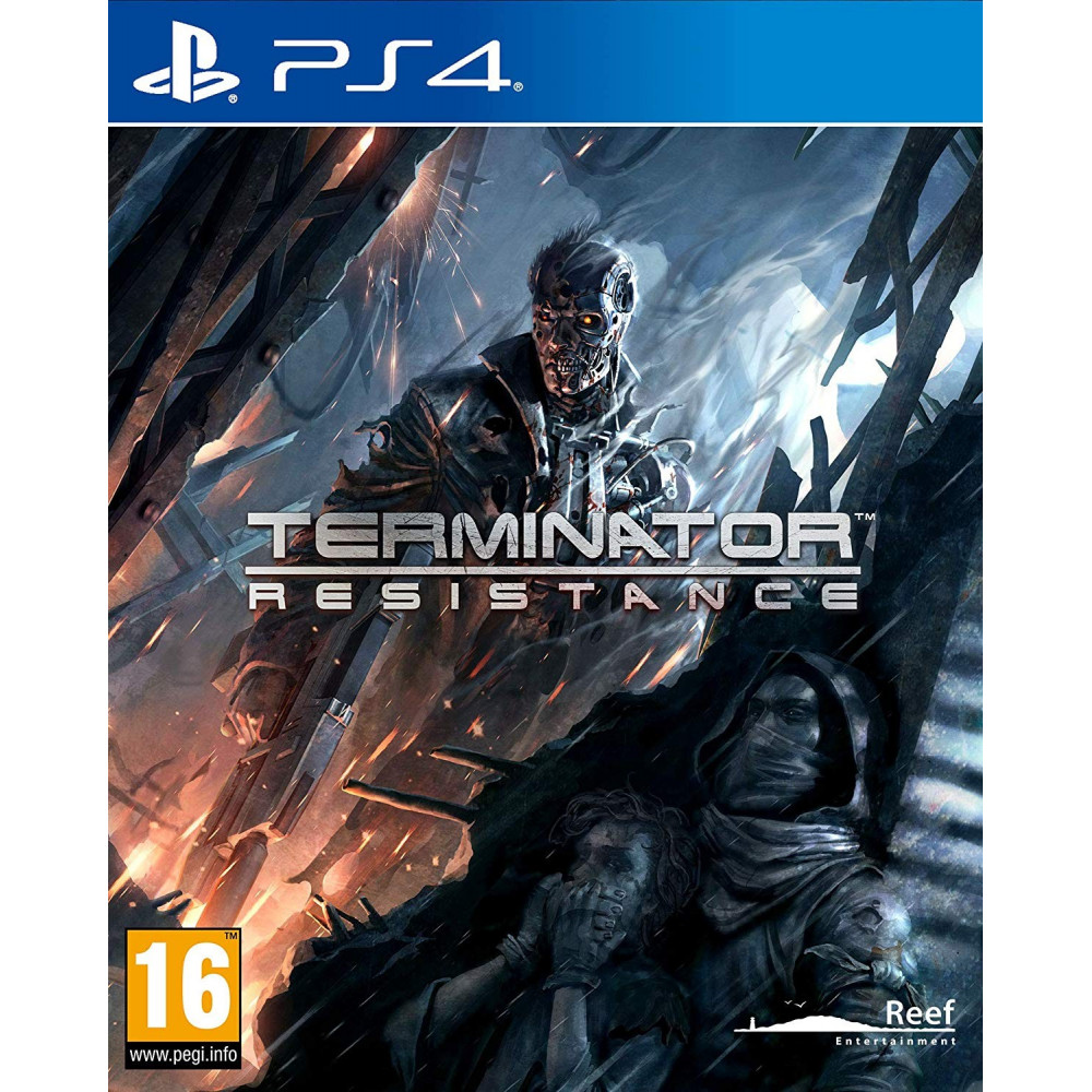TERMINATOR RESISTANCE PS4 FR NEW