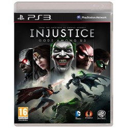 INJUSTICE PS3 EURO OCCASION