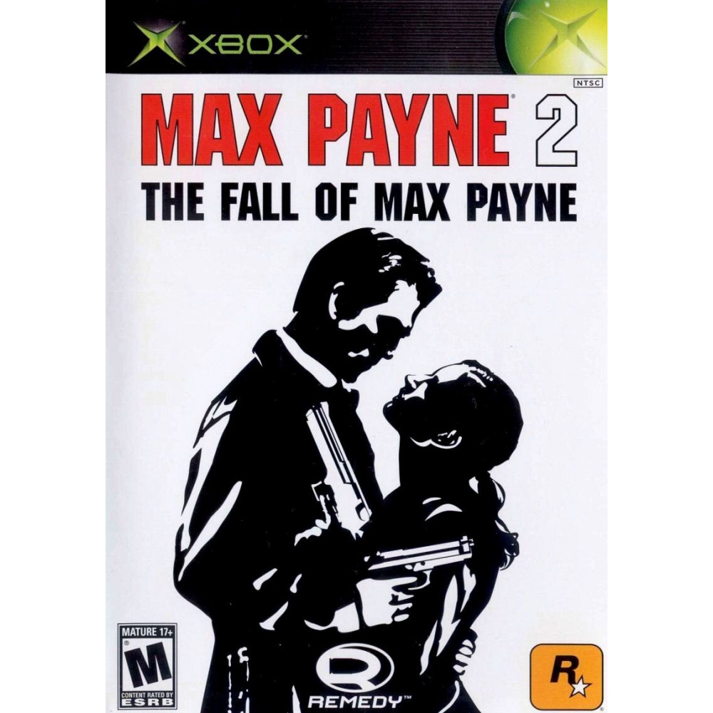 MAX PAYNE 2 XBOX PAL-FR OCCASION