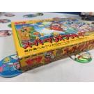 SUPER MARIO BROTHERS BOARD GAME (JEU DE SOCIETE) PARTY JOY 51 BANDAI JAPAN 1986 (COMPLET)