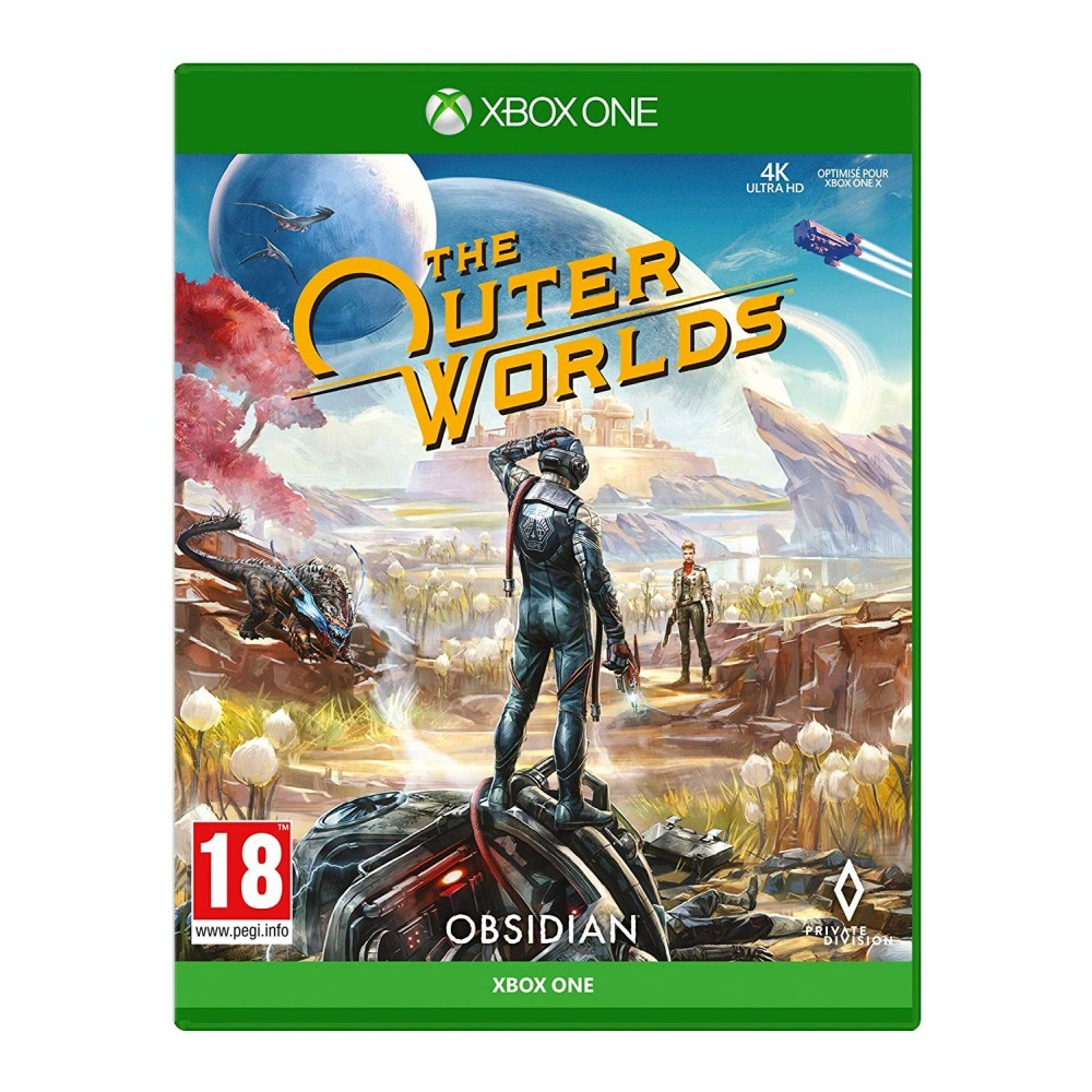 THE OUTER WORLDS XBOX ONE FR OCCASION