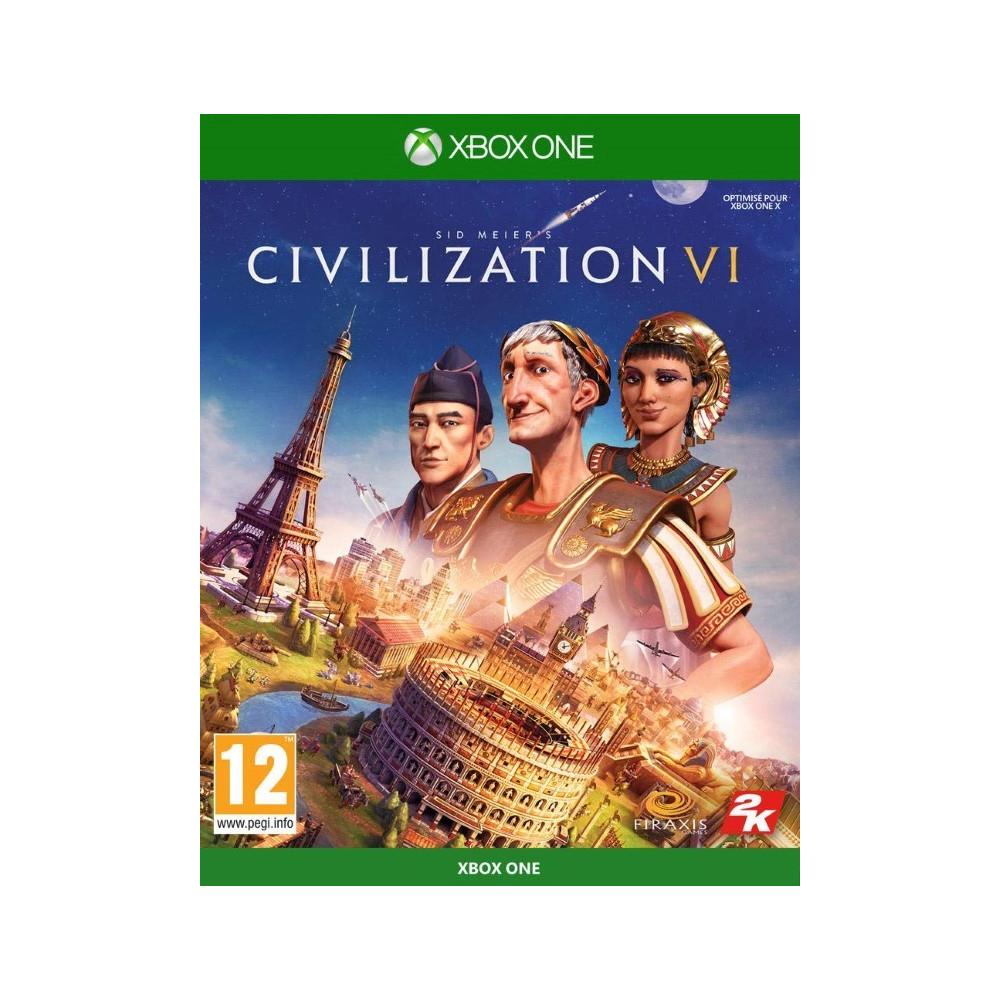 CIVLIZATION VI XBOX ONE FR NEW