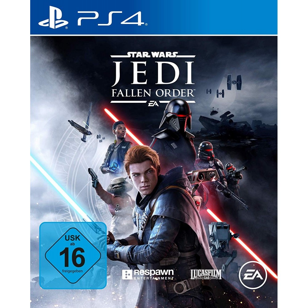 STAR WARS JEDI FALLEN ORDER PS4 FR OCCASION