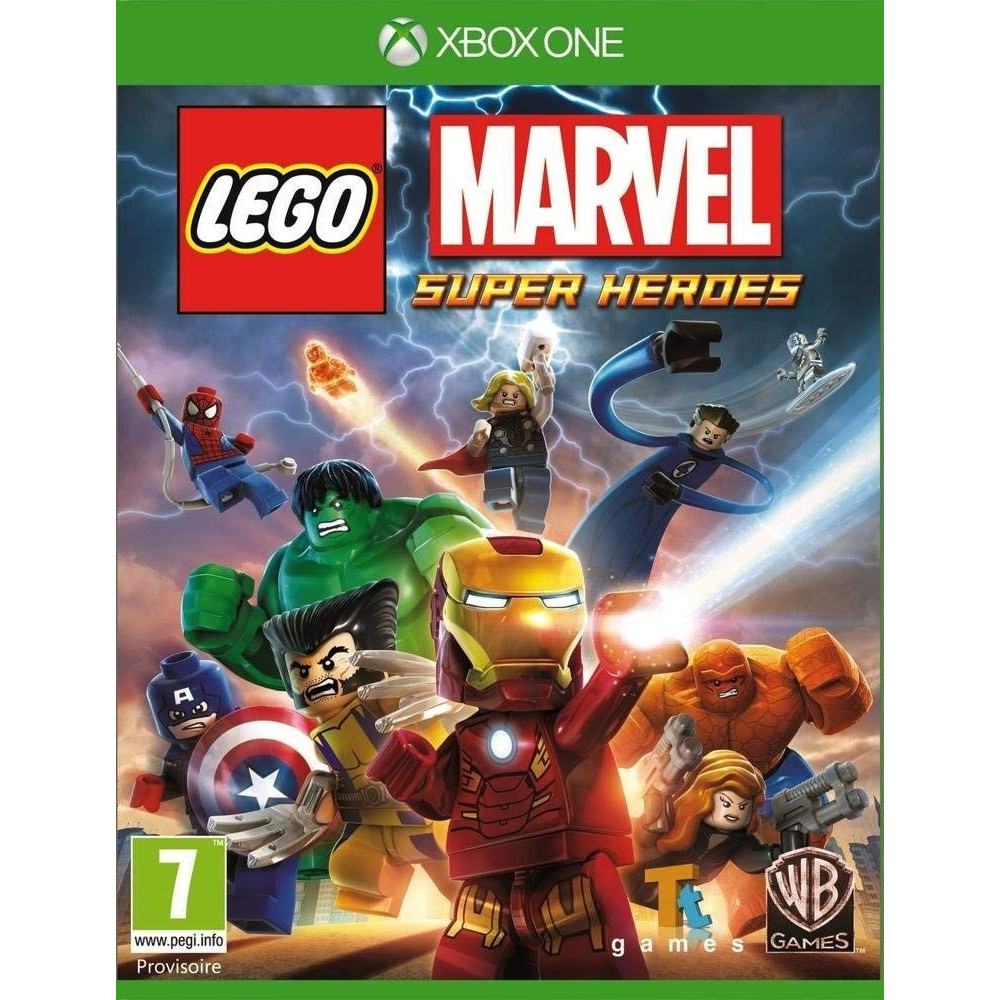 LEGO MARVEL SUPER HEROES XBOX ONE UK OCCASION